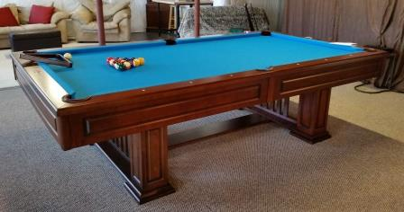 Mr slates billiard company past clients comments i would have been more nervous buying a brand new table from a retailer and having so called professional technicians install it your knowledge skill keyboard keysfo Images